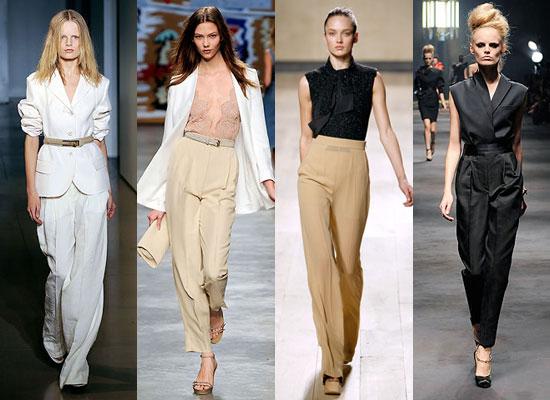 O ideal é dar preferência para calças não muito justas e também não muito soltas. (Foto: divulgação)