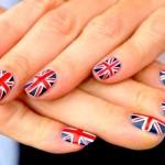 Revele a sua paixão pela cultura britânica através das unhas. (Foto:Divulgação)