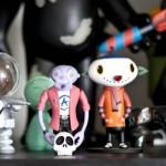 Monstrengo ou fofinho, o toy art não perde o seu estilo. (Foto:Divulgação)