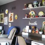Os bonecos podem decorar os móveis da casa. (Foto:Divulgação)