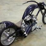 Usando a sua criatividade é possível deixar a moto bastante modificada (Foto: Divulgação)