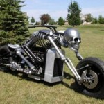 Teria sido inspirada no Motoqueiro Fantasma? (Foto: Divulgação)