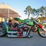 Há diversos encontros de motos tunadas pelo Brasil (Foto: Divulgação)