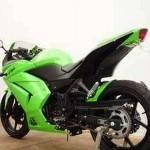Ao tunar sua moto, não se esqueça da segurança (Foto: Divulgação)