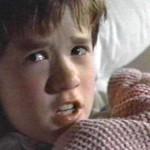 """Haley Joel Osment em """"O Sexto Sentido"""" (Foto: Divulgação)"""