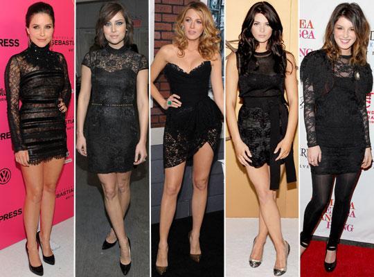 A escolha do vestido de festa ideal traz a impressão de que você tem bom gosto. (Foto: divulgação)