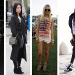 Versátil, o sneaker combina com vários tipos de roupas. (Foto:Divulgação)