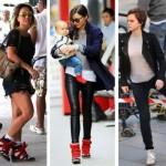 Com calça ou com short, o sneaker deixa o visual mais moderno. (Foto:Divulgação)