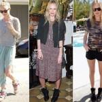 Kate Bosworth adora os seus sneakers. (Foto:Divulgação)