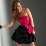 Um vestido moderno e confortável para balada. (Foto:Divulgação)