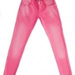 Calça colorida: R$ 49,90 (Foto: divulgação)