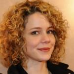 Leandra Leal com um corte curto perfeito para cabelo enrolado. (Foto:Divulgação)
