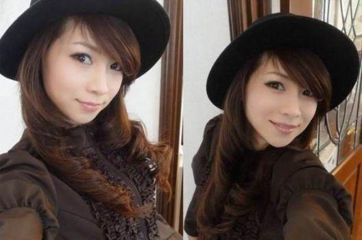 Mizutani é referência de beleza no Japão. (Foto:Divulgação)