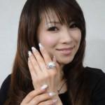 Mizutani Masako é muito vaidosa. (Foto:Divulgação)