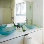 O móvel sanitário deve ser fabricado com um material que resista a umidade. (Foto:Divulgação)
