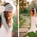 Esse detalhe na cabeça deixa seu vestido bonito (Foto: Divulgação)