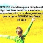 Benção de Deus (Foto: Divulgação)