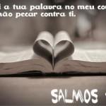 Guardando a palavra de Deus no coração (Foto: Divulgação)