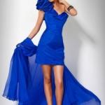 Existem muitos modelos estilos de vestidos curtos. (Foto:Divulgação)