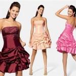 O vestido curto só não pode ser usado se a noiva não quiser. (Foto:Divulgação)