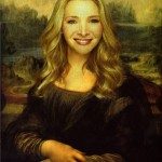 Monalisa Phoebe - seriado Friends (Foto: Divulgação)