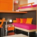 Combinação de laranja, vermelho e rosa. (Foto:Divulgação)