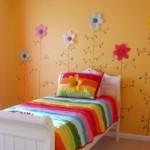 Roupa de cama colorida. (Foto:Divulgação)