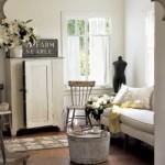 A decoração vintage cria uma atmosfera nostálgica. (Foto:Divulgação)