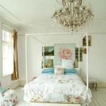 O lustre ocupa papel de destaque na decoração vintage. (Foto:Divulgação)