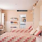 Um típico quarto decorado para duas meninas. (Foto:Divulgação)