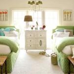 A decoração do quarto para duas meninas pode ser única. (Foto:Divulgação)