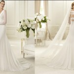 Aposte nessa moda e arrase no vestido de noiva (Foto: divulgação).