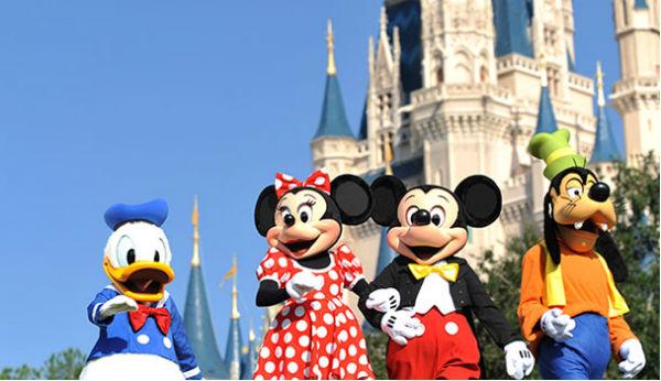 Pacotes para Disney, mais barato 2016