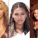 Os cabelos da morena mudaram muito com o passar dos anos (Foto: Divulgação)
