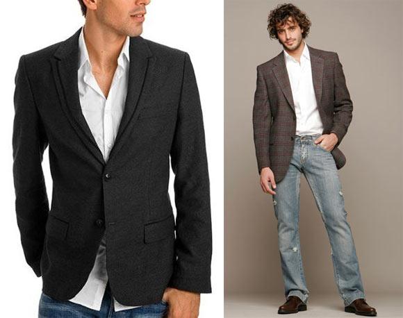Os blazers são peças que caem muito bem nos trajes esporte fino masculino (Foto: divulgação).