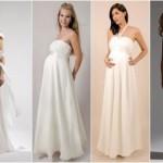 A noiva grávida deve abolir do look tudo o que for desconfortável. (Foto:Divulgação)