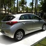 Durante todo o desenvolvimento do HB20, a Hyundai tomou como referência o VW Gol, líder de vendas no país.(Foto: Divulgação)