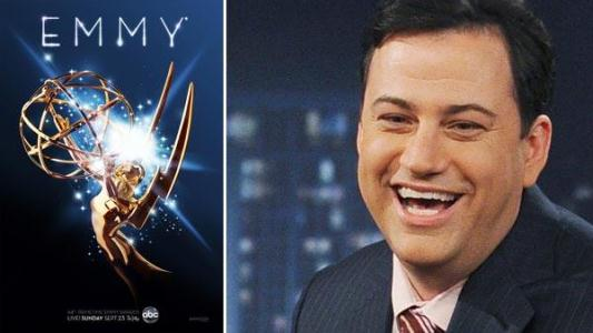 Emmy 2012, data, informações