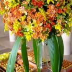 Flores delicadas e alegres. (Foto:Divulgação)