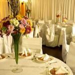 Flores do campo como centro de mesa. (Foto:Divulgação)