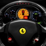 Sensação de dirigir uma Ferrari (Foto: Divulgação)