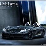 McLaren SLR (Foto: Divulgação)