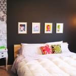 As roupas de cama também devem combinar ou amenizar o ambiente (Foto: Divulgação)