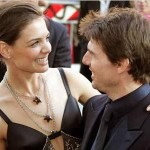 Tom Cruise e Katie Holmes. (Foto: Divulgação)