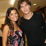 Vanessa Giácomo e Daniel Oliveira. (Foto: Divulgação)