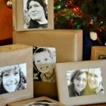 Aprenda a fazer embalagens para presentes de Natal 6