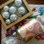 Aprenda a fazer embalagens para presentes de Natal 8