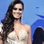 Gabriela Markus venceu 26 candidatas no concurso de Miss Brasil. (Foto:Divulgação)