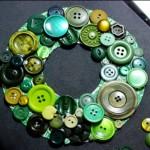 Artesanato com botões, dicas, idéias 7