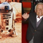 Kenny Baker - R2-D2 (Foto: Divulgação)